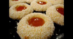 صورة حلويات جافة للعيد , تحضير حلويات سهلة اوي