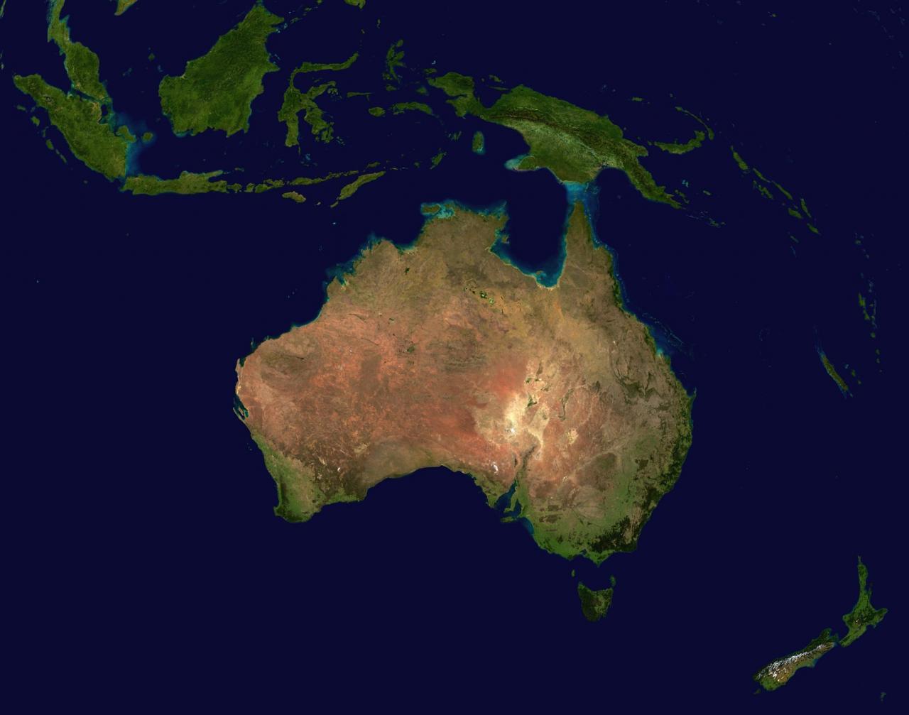 صورة الجمال في استراليا , جمالك ساحر سبحان الله
