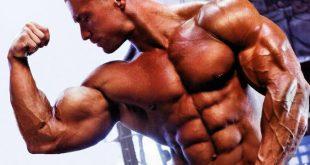 صورة اسرع طريقة لبناء العضلات , الحل هو الجيم
