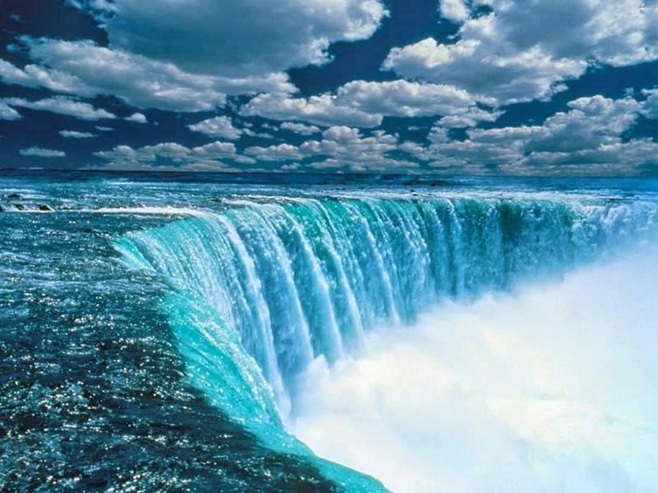 صورة صور شلالات نياجرا , منظر رائع طبيعى لا مثيل له