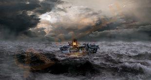 صورة تفسير العاصفة في الحلم , الرياح الشديده في المنام