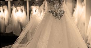 صورة فساتين اعراس عراقية , اجمل فستان لليلة العمر