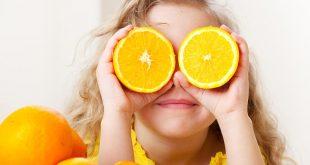 صورة فوائد البرتقال للاطفال , اهمية فيتامين سي لاطفالنا