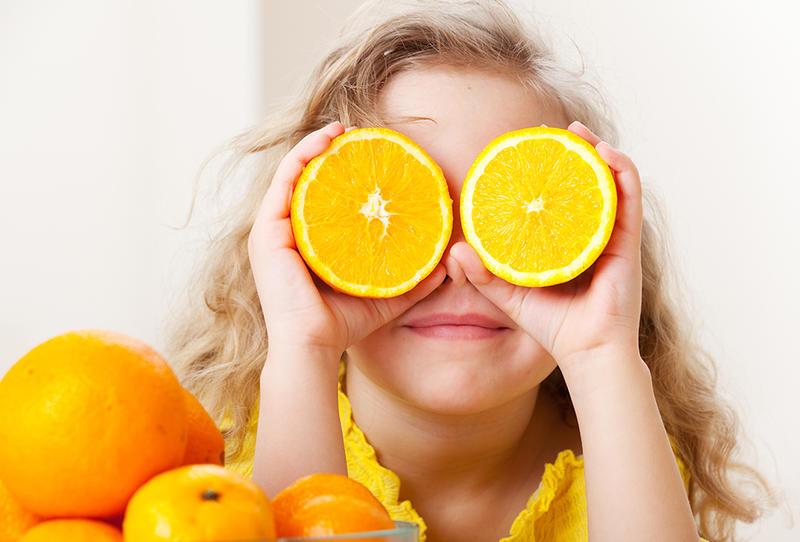 صورة فوائد البرتقال للاطفال , اهمية فيتامين سي لاطفالنا 3687