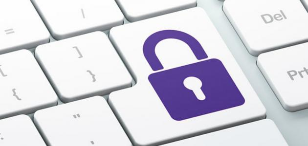 صورة عناصر امن المعلومات, احمي بياناتك ومستنداتك من الاختراق