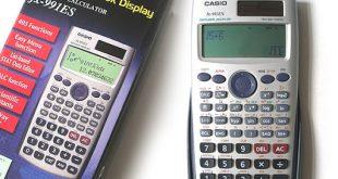 صورة افضل الة حاسبة, مميزات آلة كاسيو العالمية