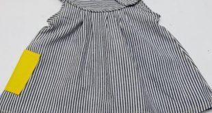 صورة تفصيل فستان طفلة بالخطوات, تعلمي صنع ملابس اطفالك بنفسك