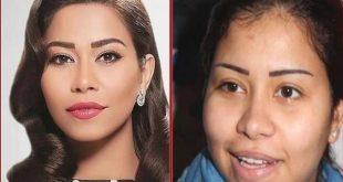 صورة الممثلين المصريين بدون مكياج, شاهد صور المشاهير على الحقيقة