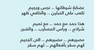 صورة قصيدة في قطر, ابيات شعرية عن الوطن