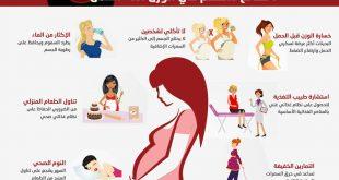 صورة الاشهر الاولى من الحمل, تعرفي علي اعراض الحمل