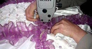 صورة خياطة وتفصيل الملابس, كوني من اكبر مصممي الملابس