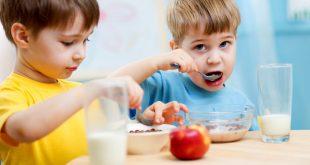 صورة فطور الصباح للاطفال, التغذية السليمة تنمي العقل والذاكرة