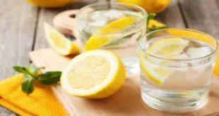 صورة فوائد شرب ماء الليمون على الريق, تعزيز المناعة وانقاص الوزن بسهولة
