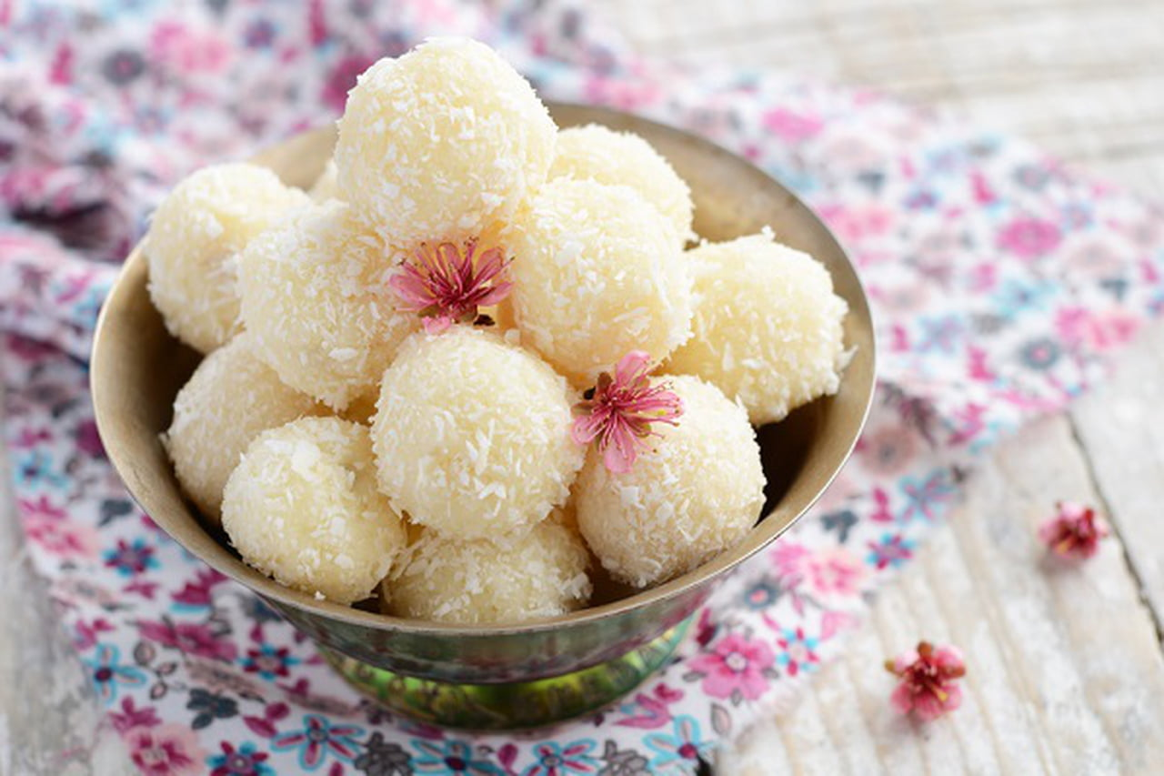صورة اصنعي بيديك اجمل الحلويات , حلا لذيذ وسهل