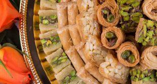 صورة استمتعي باجمل طعم , طريقة عمل حلويات عربية