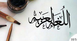 كلام عن اسهل لغه رائعه , مقدمة اللغة العربية