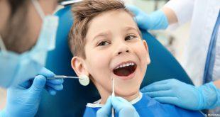 طبيب الاسنان للاطفال
