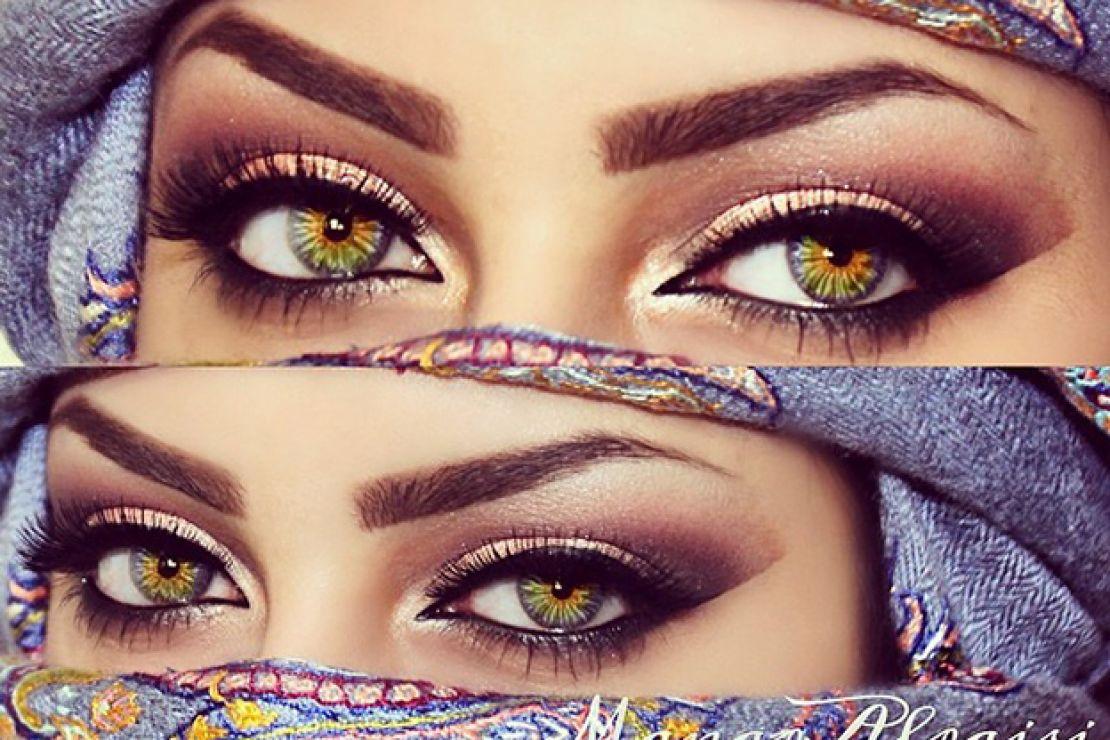 صورة احلى عيون بنات 350 3