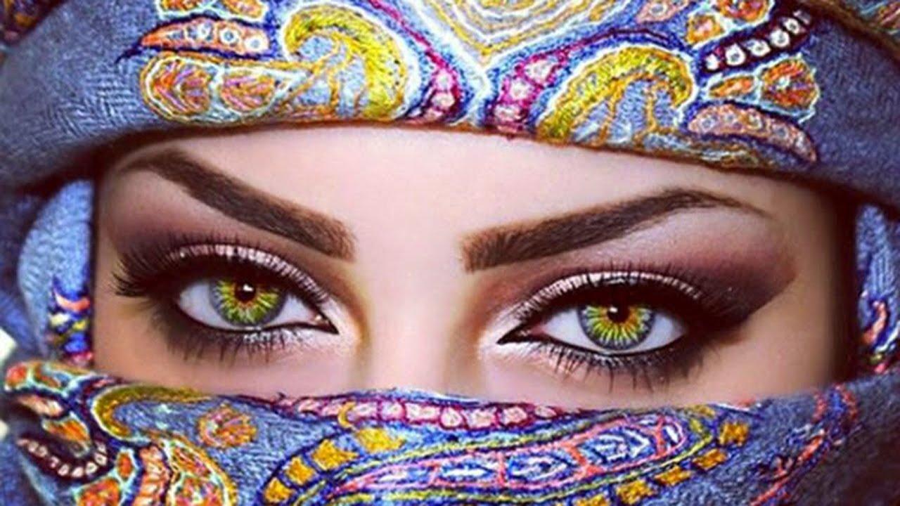 صورة احلى عيون بنات 350 6