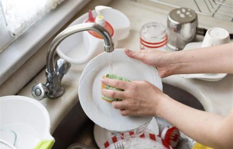 غسل المواعين في المنام Cooknays Com