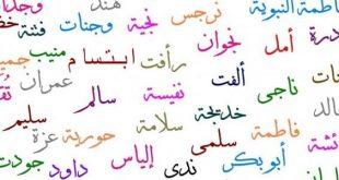 صورة تفسير الاسماء العربية   تفسير جيد للاسماء العربية 53 1 310x165